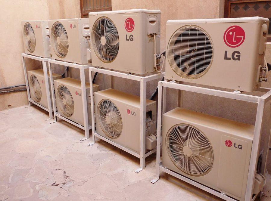 artificial air conditioner